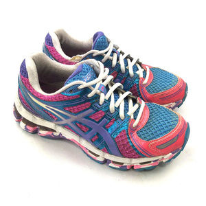 Asics Gel Kayano 19 Women's Athletic Running Shoes
